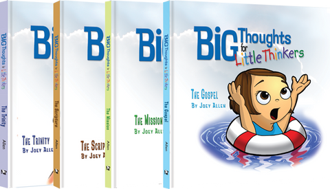 Big Thoughts for Little Thinkers Pack by Joey Allen