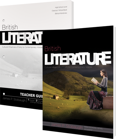 British Literature Curriculum Pack by James Stobaugh