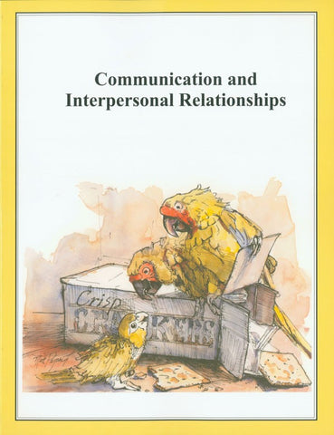 Communication and Interpersonal Relationships by Dave Marks