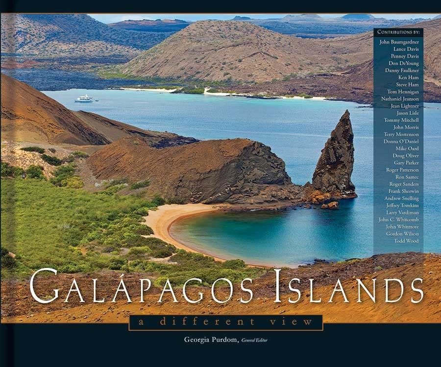 Galápagos Islands: A Different View by Dr. Georgia Purdom