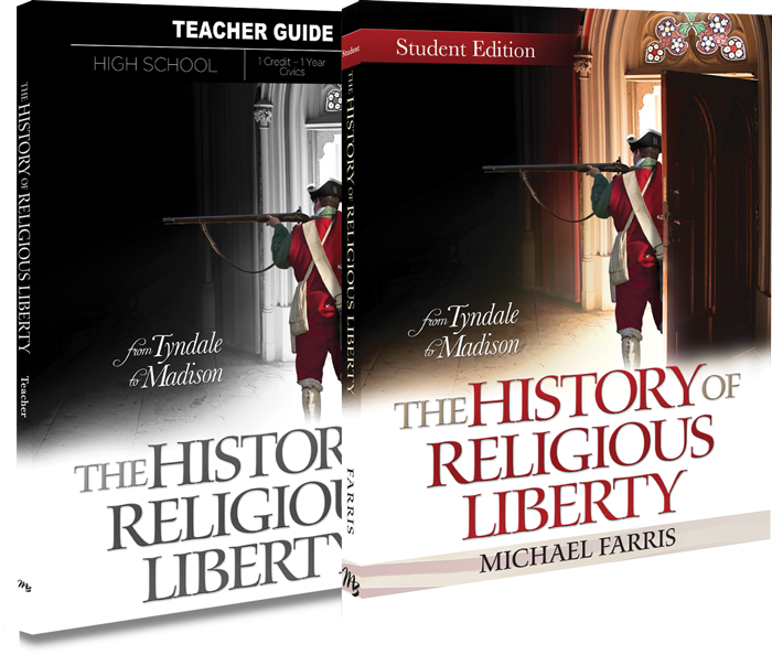 The History of Religious Liberty Curriculum Pack Grade 10 11 12