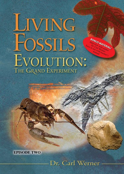 Living Fossils DVD - Episode 2 by Dr. Carl Werner
