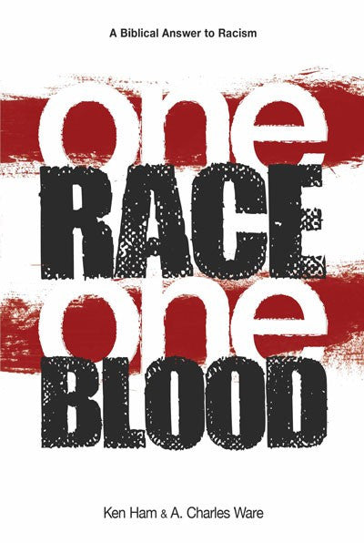 One Race One Blood Pack by Ken Ham New PB & DVD Nations Origins