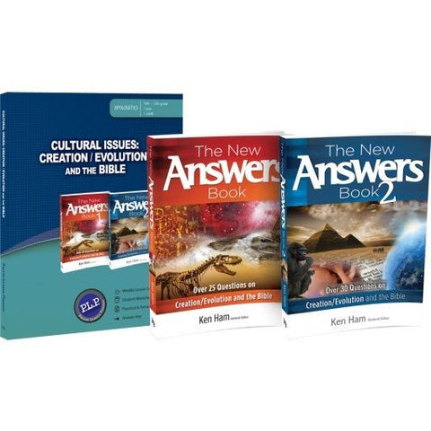 Cultural Issues: Creation / Evolution and the Bible Curriculum Pack for Grade 10 11 12