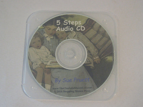 5 Steps to a Successful Day [AUDIO CD] by Sue Pruett - How To Schedule