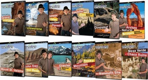 Awesome Science 12 DVD Set by Noah and Kyle Justice