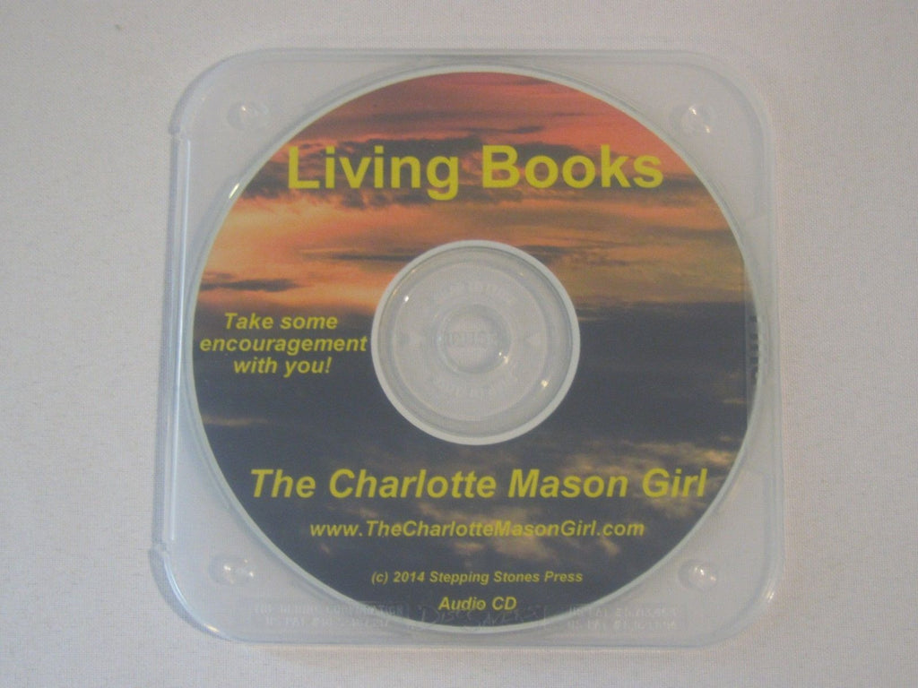 Teaching Your Child with Living Books [Audio CD]  by Sue Pruett  Charlotte Mason