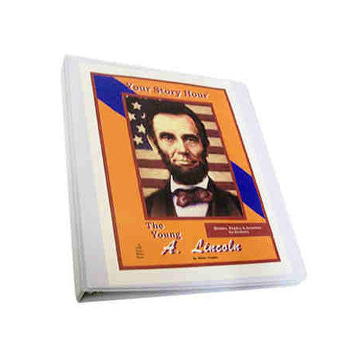 Your Story Hour Activity Book for The Young Abe Lincoln Album Abraham Binder