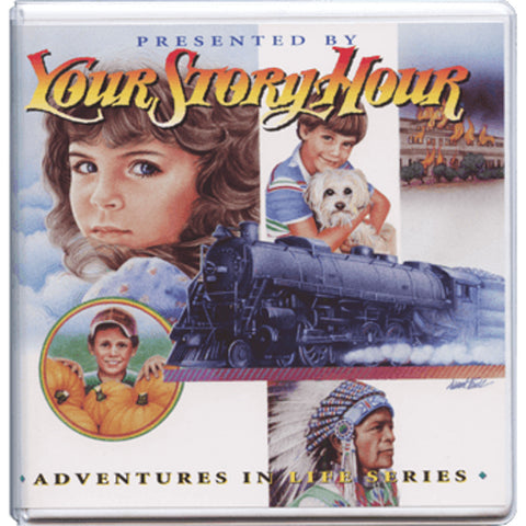 Your Story Hour Adventures in Life Series Volume 9 Audio CD Album Valentine