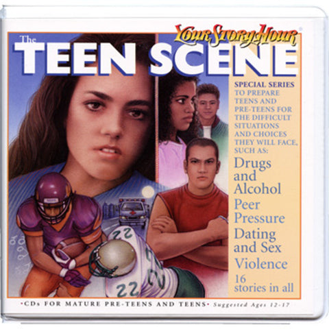 Your Story Hour - The Teen Scene Audio Drama CD Album Radio Adventures