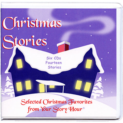 Your Story Hour Christmas Stories Audio CD A Christmas Carol Story Angel