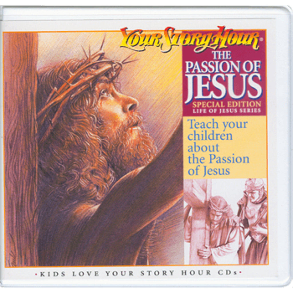 Your Story Hour Life of Jesus Audio Drama CD Album New Testament Christmas