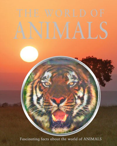 The World of Animals by Jinny Johnson & Martin Walters