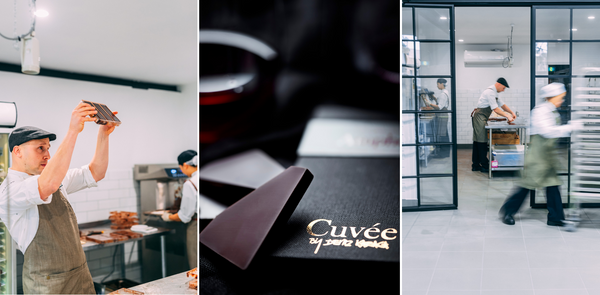 Meet The Makers | Cuveé Chocolate