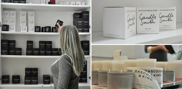 Candle Maker and Scent Connoisseur - Bronwyn Gascoigne