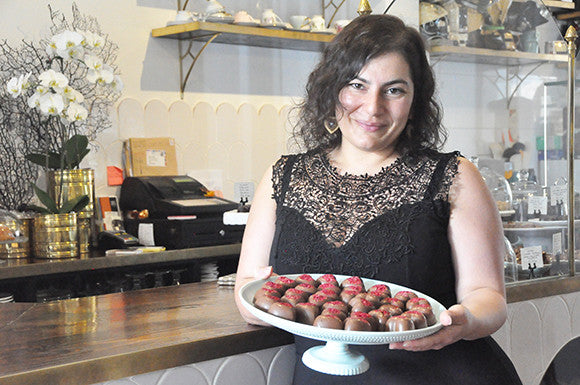 Chocolatier of the Hills - Miga Aboulian of Lixie Chocolaterie