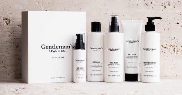 Fuss Free Gentlemen - Nick Benson of Gentleman's Brand Co