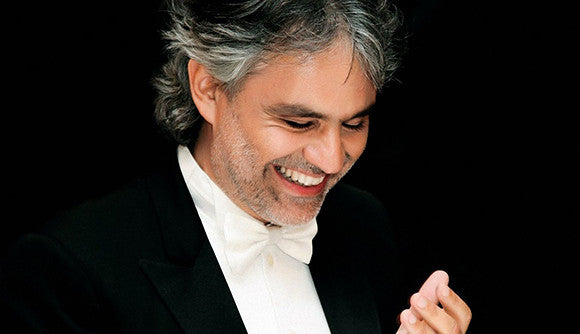 Before music came wine - Andrea Bocelli of Bocelli Family Wines