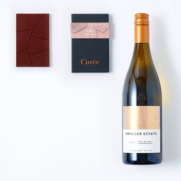 Australian White Wine & Chocolate