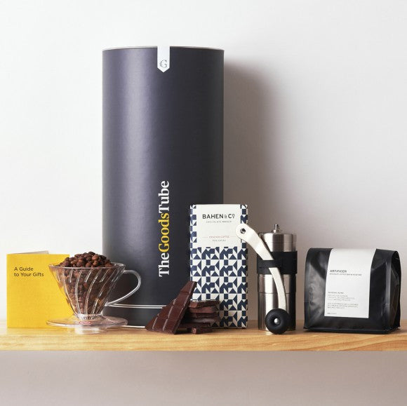Coffee Connoisseur Tube
