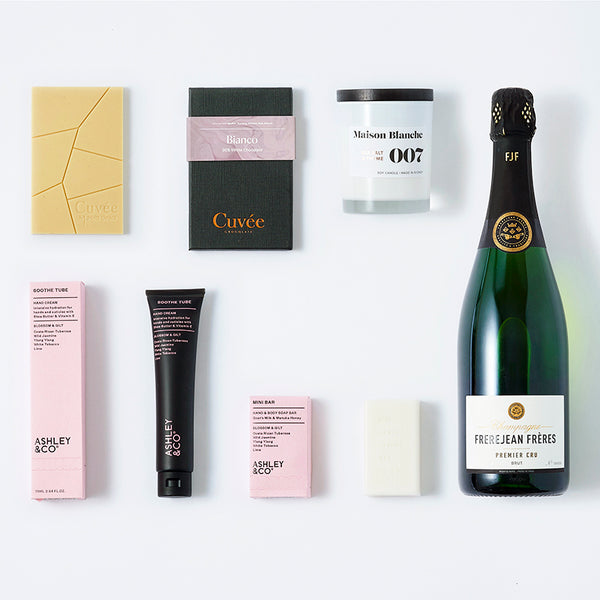 French Champagne Pamper Tube