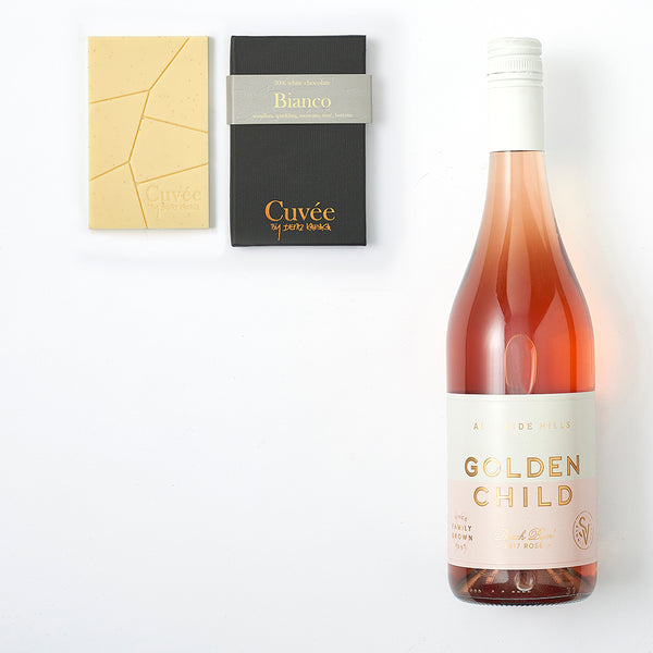 Golden Rosé & Chocolate