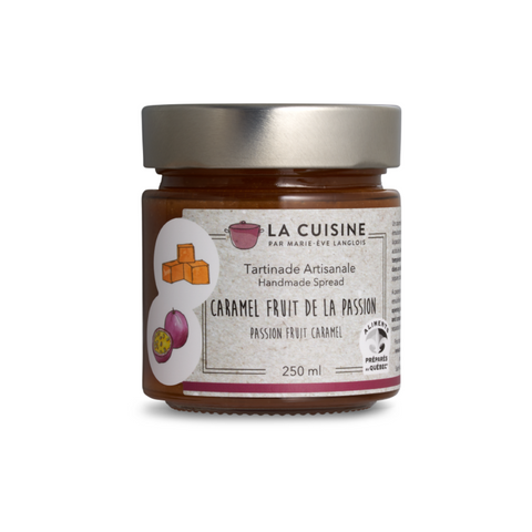 Tartinade Caramel Fruit de la Passion