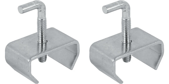Bed Frame Rail Clamps For 1-1/4 Rails (Set Of Two) - Pilaster Designs