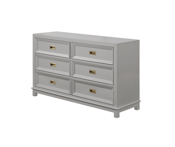 Victoria Dresser, Dove Gray Wood