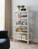 Ardsley Bookcase, White Wood