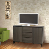 Anitra Sideboard Buffet, Oak Gray Wood