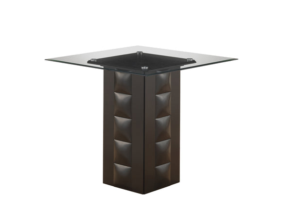 Walden Pedestal Counter Height Dining Table