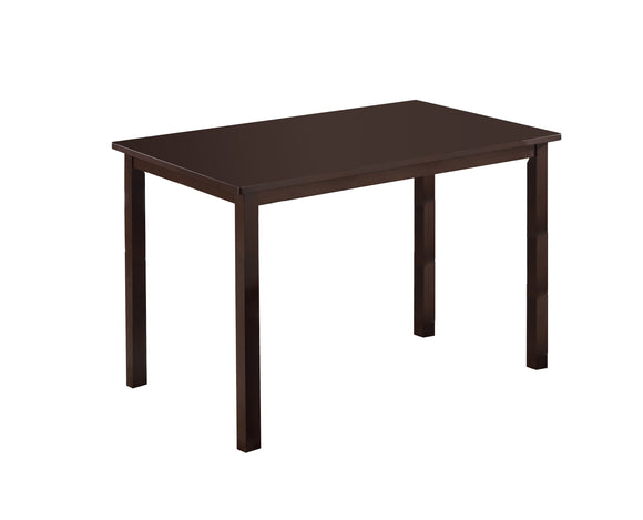 Lori Retro Dining Table, Walnut Wood