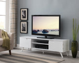 Willi Entertainment Center, White Wood