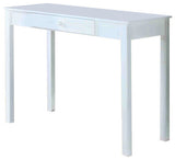 Gracelyn Desk, White Wood