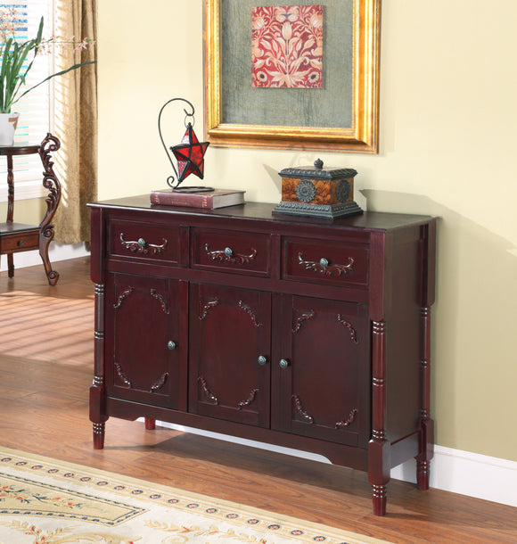 Camden Sideboard Buffet, Cherry Wood