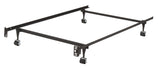 Pax Bed Frame, Twin Size, Heavy Duty Metal
