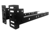 Bed Frame Footboard Extension Brackets Attachment Kit Set Of 2 (Twin, Full, Queen, King) - Pilaster Designs