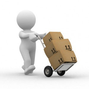 COURIER Shipping with Tracking