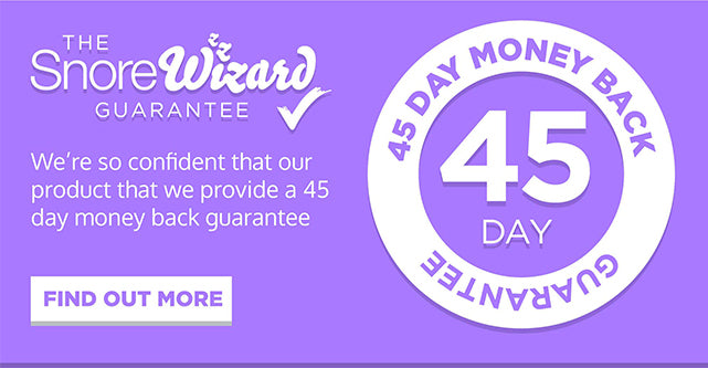 Forty-five day money back guarantee