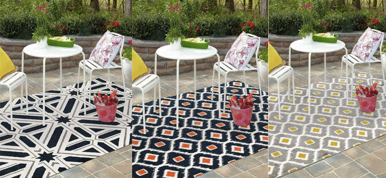 Outdoor Summer Rugs