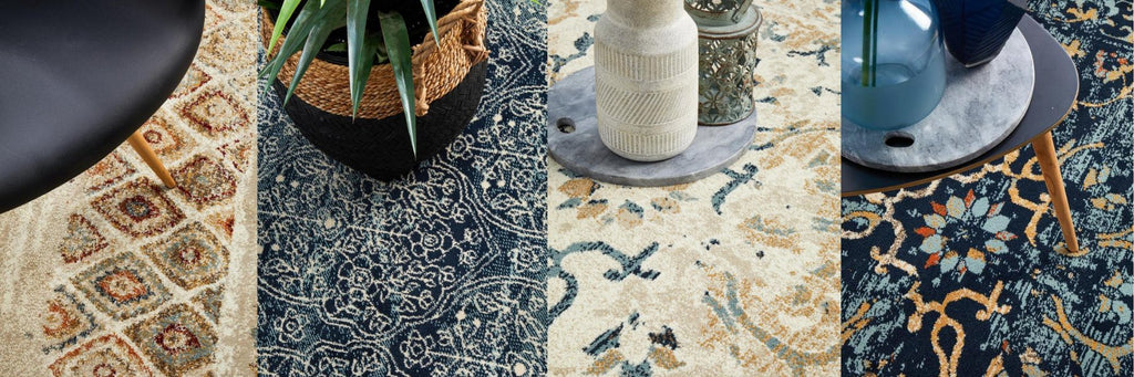 The Oxford Range: Available in Rug & Runner