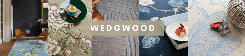 The Wedgwood Designer Collection - Available in Designer Rug & Round