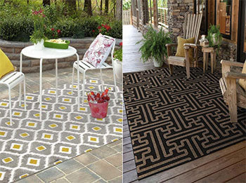 One Of Our Favorite Rugs This Season Is The Alfresco Indoor Outdoor  Collection Natural Rug. We Like It Because Of Its Clean, Natural Look.