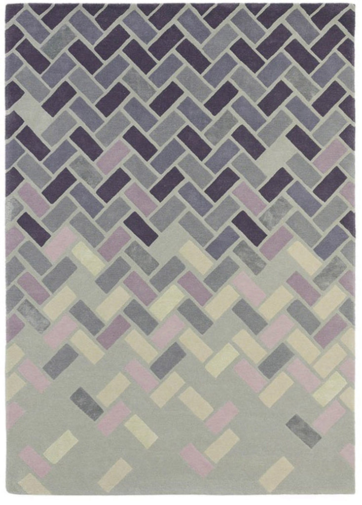 Ted Baker Agave Rug No.57104 in Ash Grey