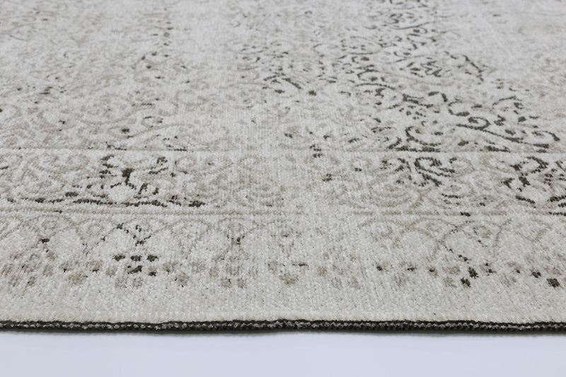 Rustic Distressed 2 in 1 Reversible in Beige