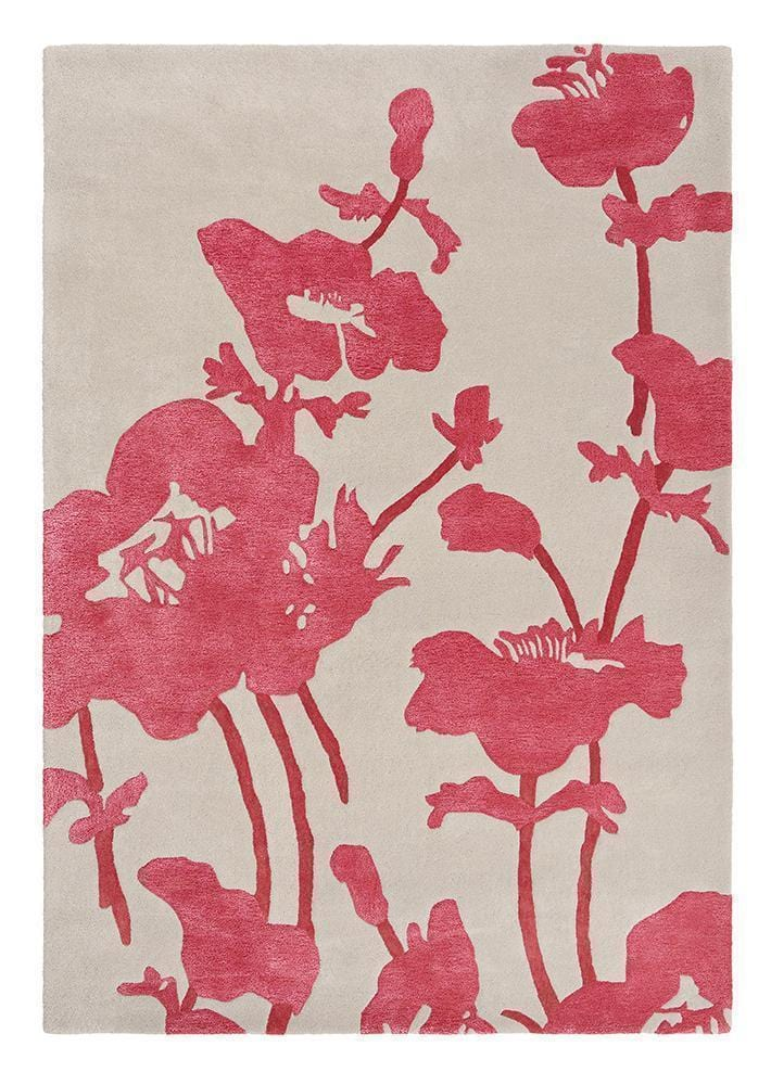 Florence Broadhurst Floral in Poppy