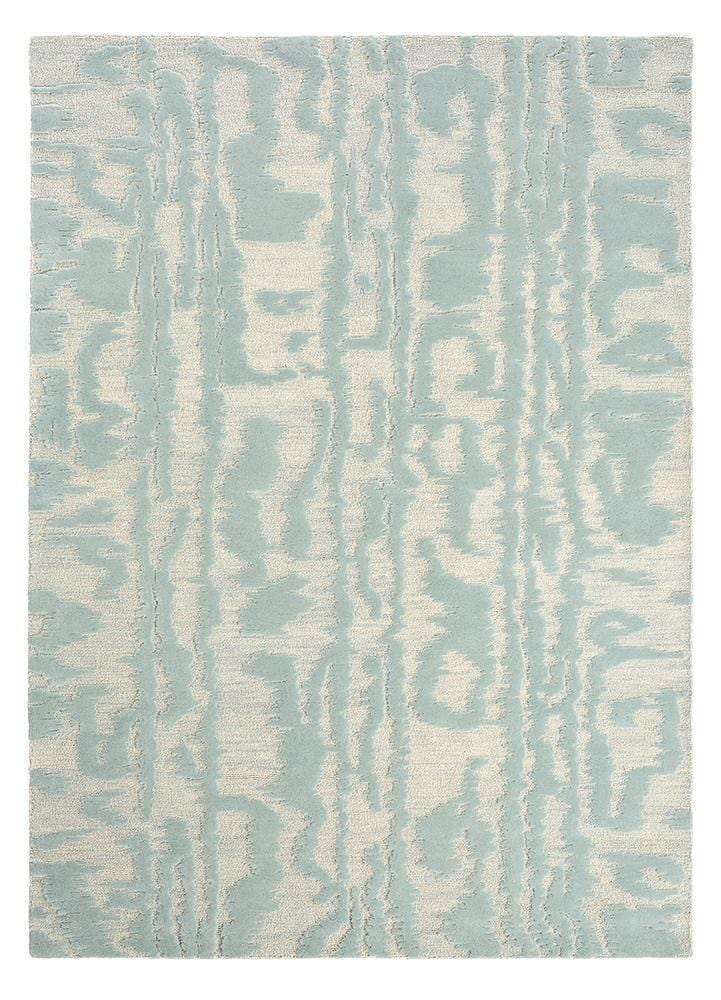 Florence Broadhurst Waterwave Stripe in Pearl : 03990