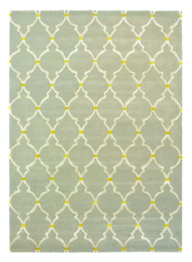 Sanderson Empire Trellis in Stone : 45501