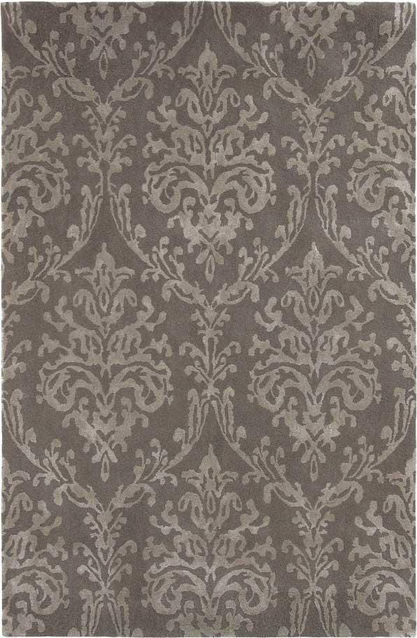 Sanderson Riverside Damask in Mink : 46700